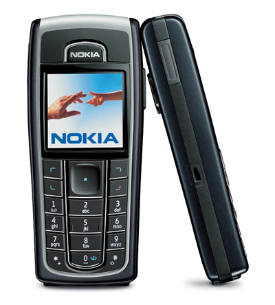 Nokia 6230 phone photo gallery  official photos