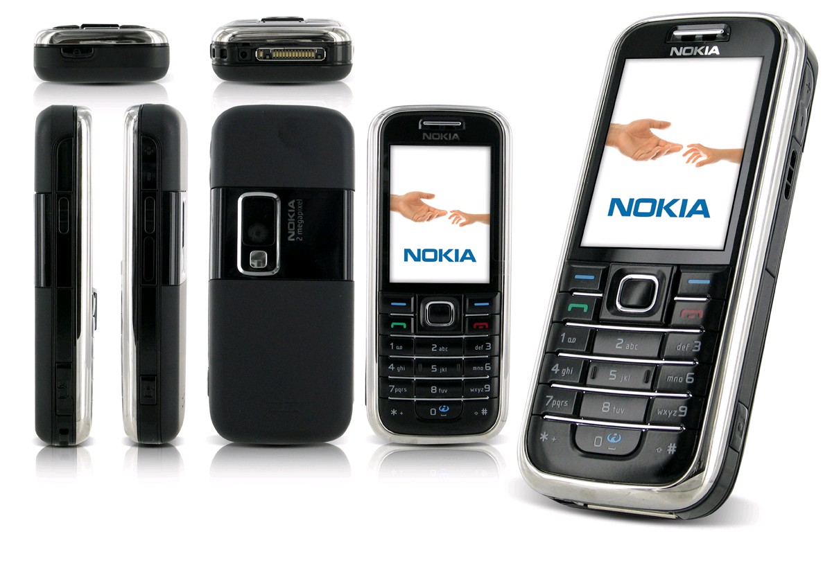 Larger Image for Nokia 6233 Refurbished  UK  Black    Expansys com UK