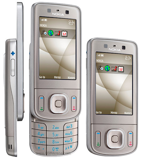Nokia 6260 slide pictures  official photos