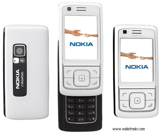 www welectronics com   Nokia 6288 Nokia6288 TRI band UMTS 3G 900