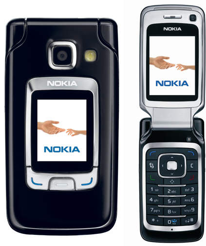Nokia 6290   UMTS phone for the price conscious