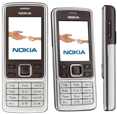 Nokia 6301 Specifications
