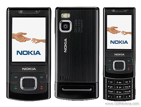 Nokia 6500 slide pictures  official photos