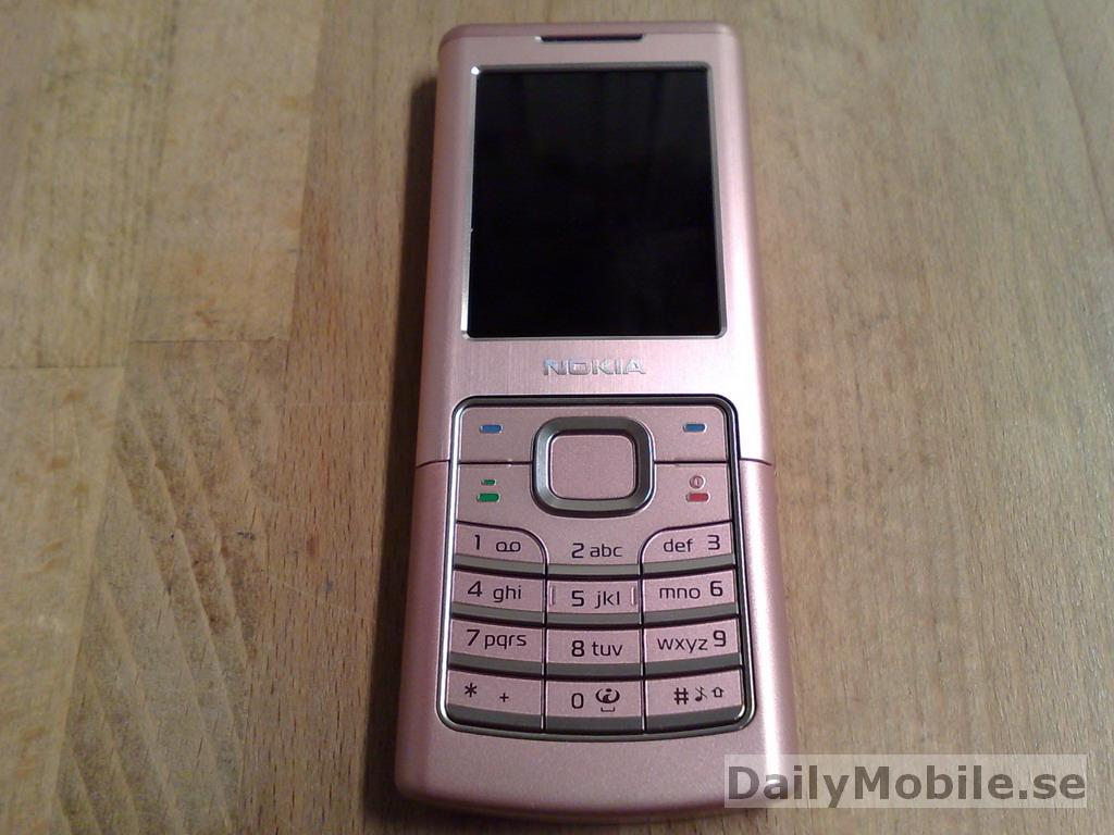 Nokia 6500 Classic Pink     Unboxing Pictures   Daily Mobile