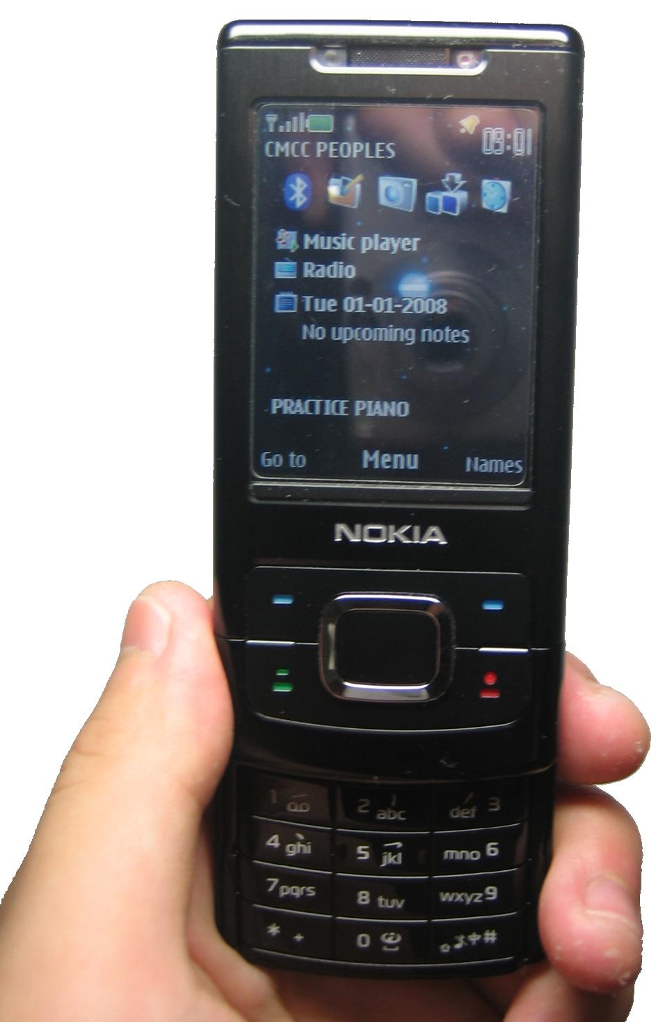 Nokia 6500 slide   Wikipedia  the free encyclopedia