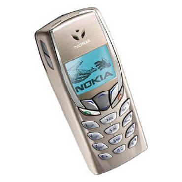 Nokia 6510 phone photo gallery  official photos