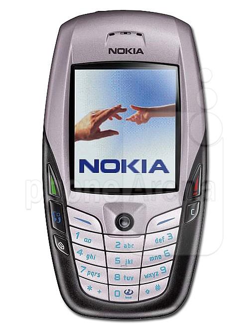 Nokia 6600 specs