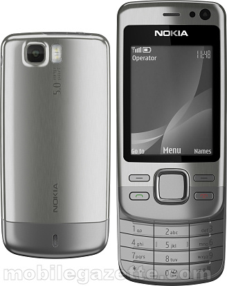 Nokia 6600i Slide   Mobile Gazette   Mobile Phone News