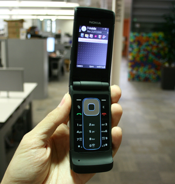 Nokia 6650  Clamshells can be smart  too   CNET UK