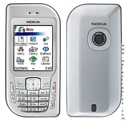Nokia 6670 Nokia6670   Triband Smartphone Unlocked Nokia  6670