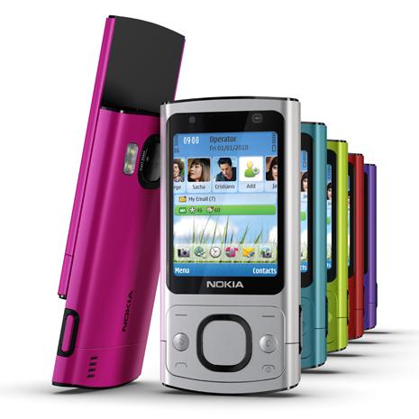 Nokia 6700 slide unveiled     Nokia Conversations   the official