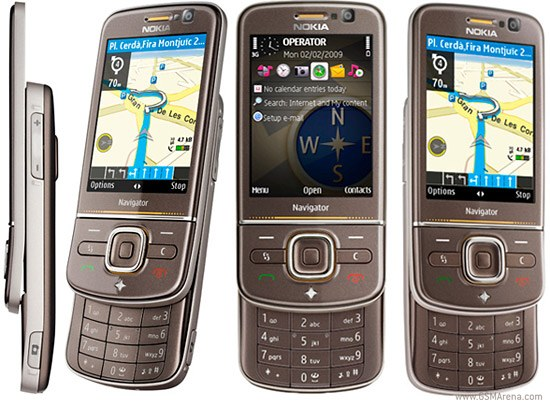 Nokia 6710 Navigator pictures  official photos