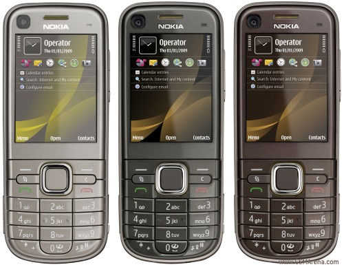 Nokia 6720 classic pictures  official photos