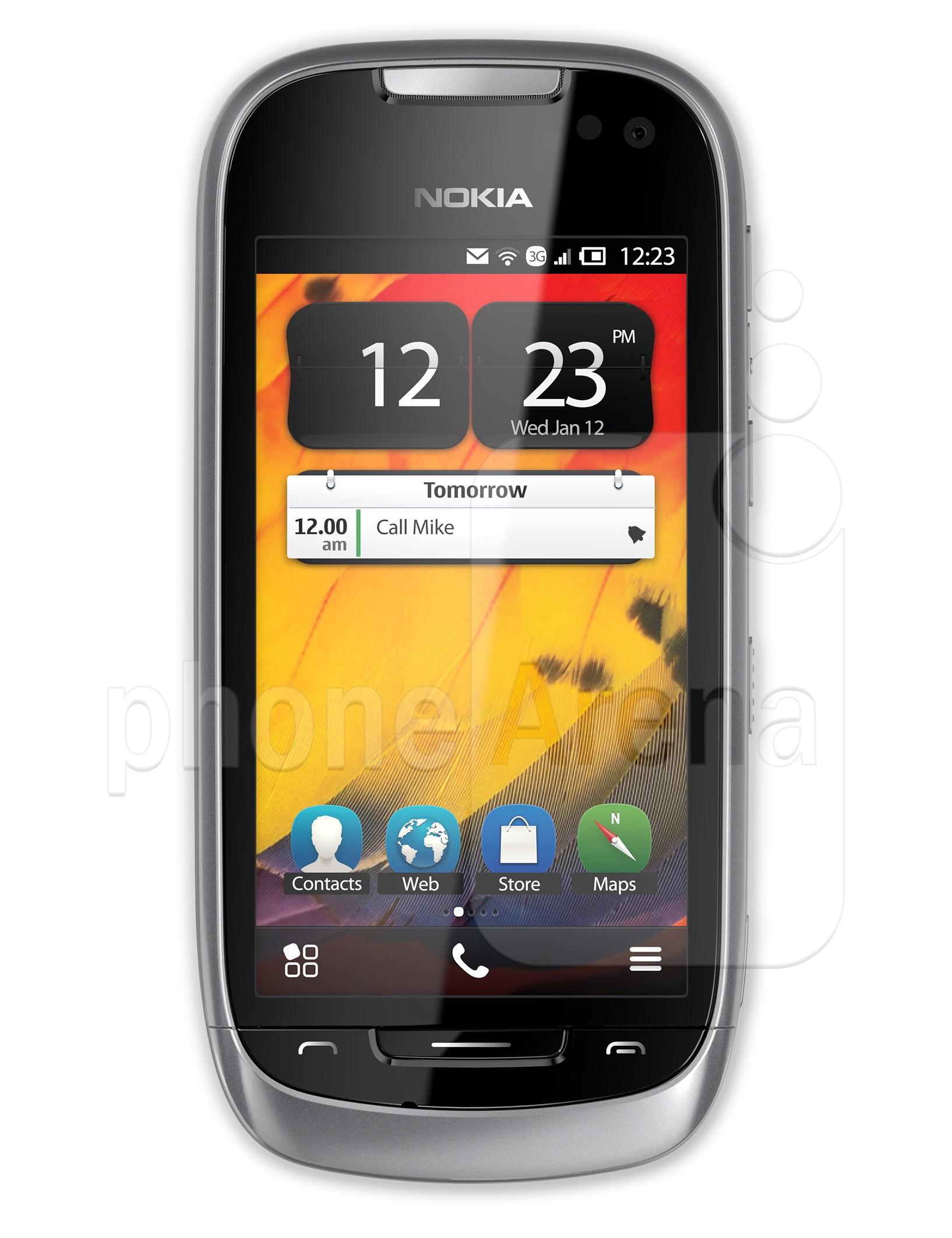 Nokia 701 specs