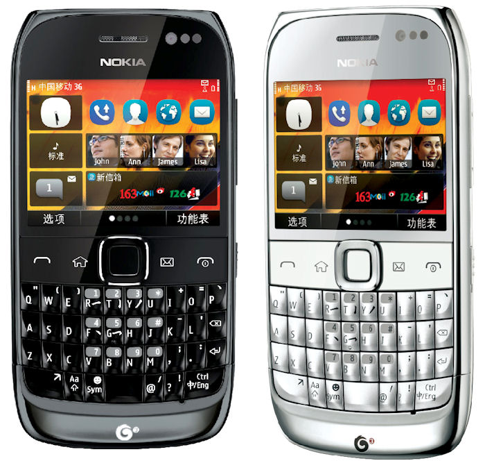 Nokia China announce Symbian 3 powered T7 00 and 702T