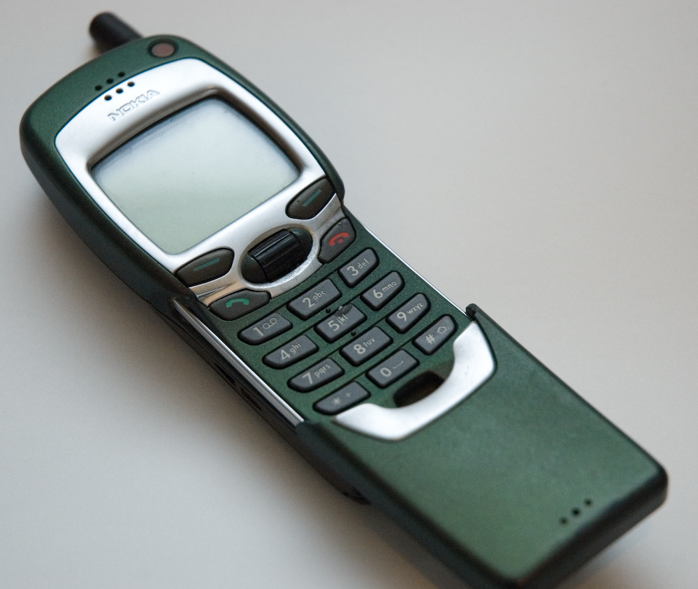 nokia 8810. the most popular retro nokia phones digital wrap 8810