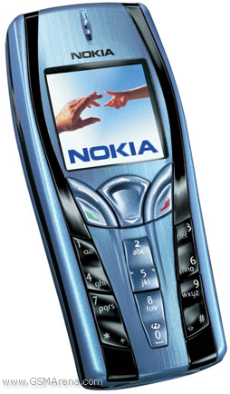 Nokia 7250i   Full phone specifications