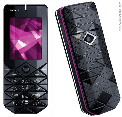 Nokia 7500 Prism pictures  official photos