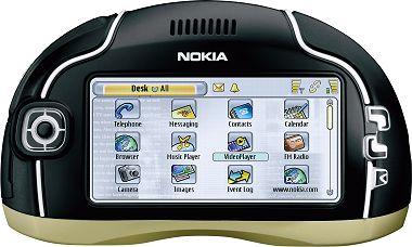 Nokia 7700   Mobile Gazette   Mobile Phone News