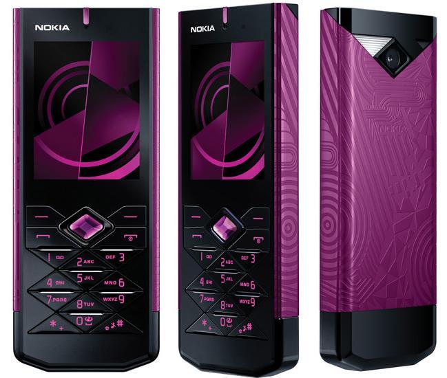 Nokia 7900 Crystal Prism   Nokia Museum