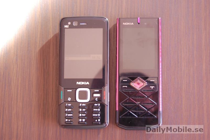 Unboxing Pictures  Nokia 7900 Crystal Prism  Pink    Daily Mobile