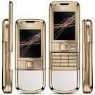 Nokia 8800 Gold Arte pictures  official photos