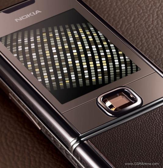 Nokia 8800 Sapphire Arte pictures  official photos