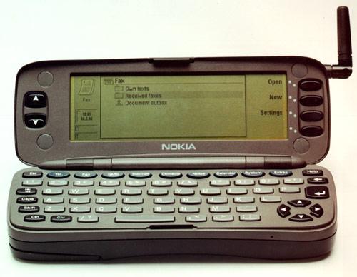 Nokia 9000 Communicator Specs   Technical Datasheet   PDAdb