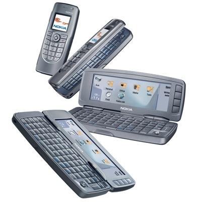 Nokias 9300i WiFi business phone announced