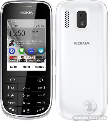 Nokia Asha 202 and 203   Mobile Gazette   Mobile Phone News