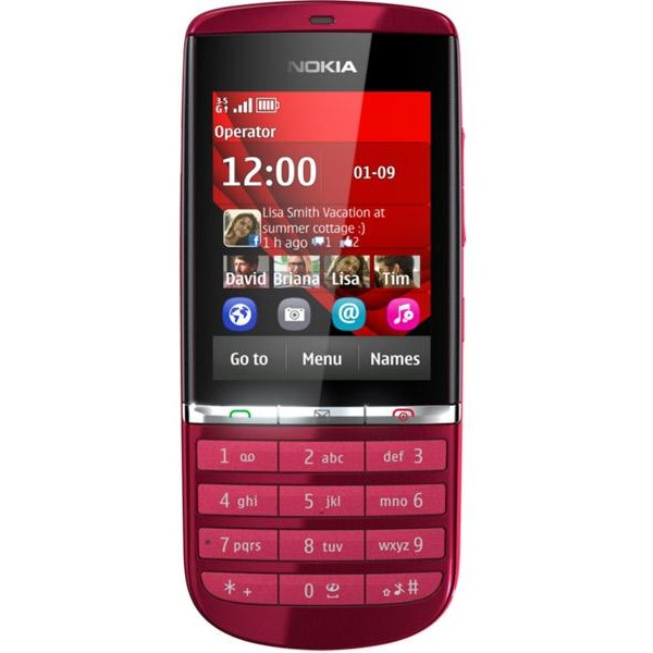 Nokia Asha 300 price in India as on on Oct 08  2013   Specs