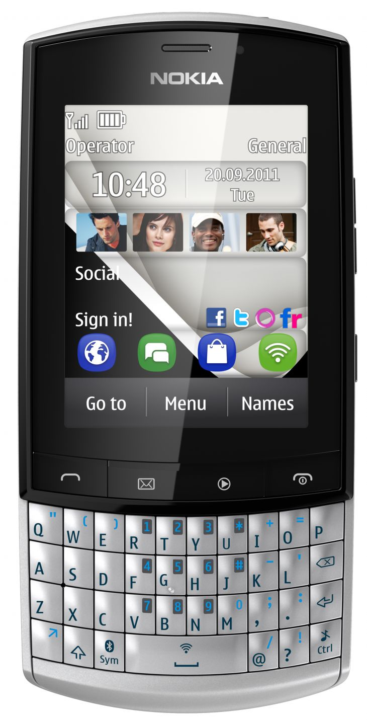 Nokia Asha 303 Device Specifications   Handset Detection