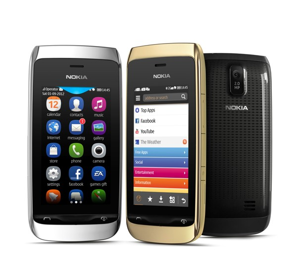 Nokia outs Asha 308 and 309  deems Series 40 smartphone