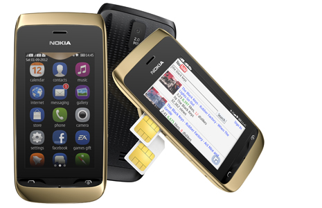Nokia Launches Asha 308 and Asha 309     Affordable Touchscreen Phones