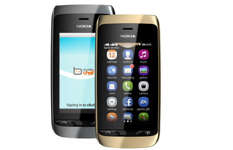 Nokia Pushes New Firmware to Asha 310