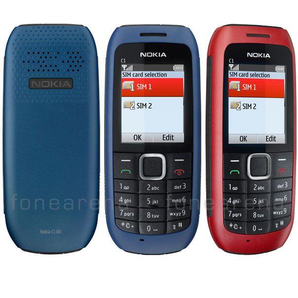 Nokia C1 00 Photos  Pictures  Product Shots   FoneArena