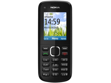 Nokia C1 02 Review   Mobile Phones   CNET UK