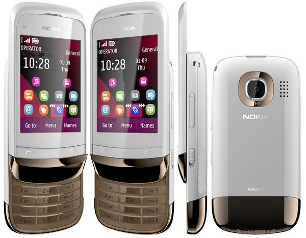 Nokia C2 02 Review and Full Specification