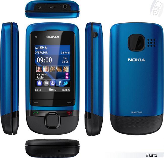 Nokia C2 05 picture gallery