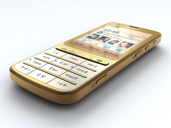 fbx nokia c3 01 gold edition