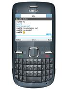 Nokia C3   Full phone specifications
