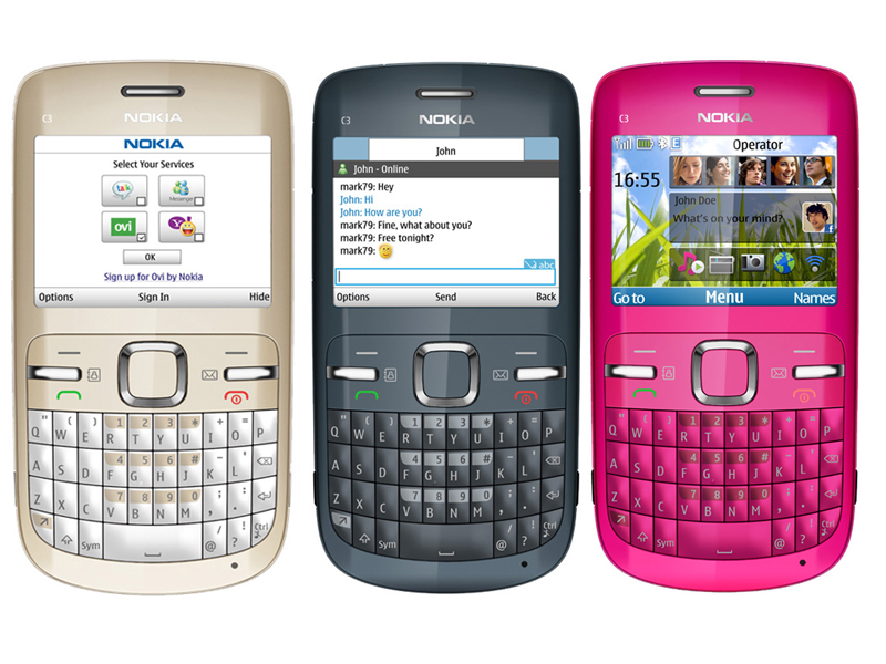 Nokia C3 00 Reviews  Pros and Cons  Ratings   TechSpot