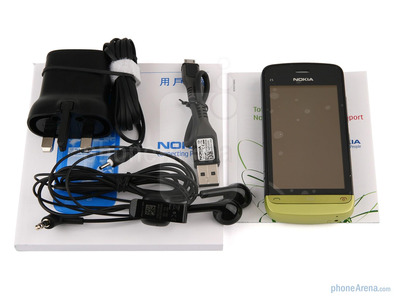 Nokia C5 03 Review