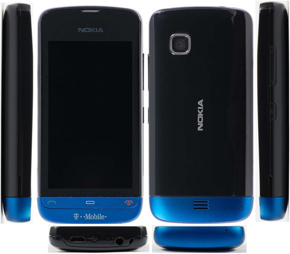 Nokia Nuron 2 AKA Nokia C5 04 at FCC     Pics  Internal shots and