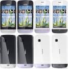Nokia C5 05 pictures  official photos