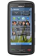 Nokia C6 01   Full phone specifications