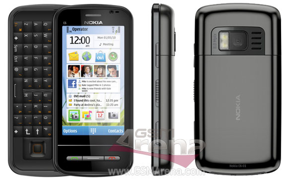 Nokia C6 01 shows up  brings an 8MP snapper and dual LED flash
