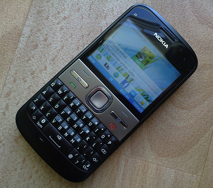Nokia E5 review   All About Symbian