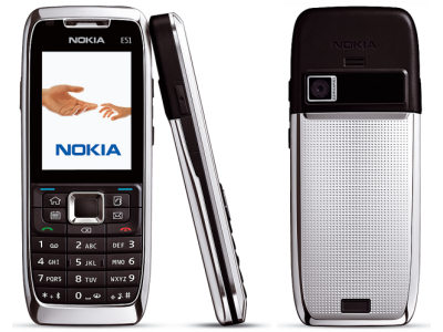 File Nokia E51 Silver jpg   Wikipedia  the free encyclopedia