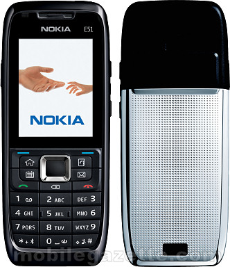Nokias Cameraless E51   Mobile Gazette   Mobile Phone News